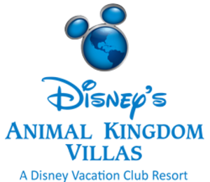 Disney's Animal Kingdom Villas - Image: Disney's Animal Kingdom Villas Logo