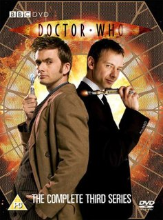 <i>Doctor Who</i> (series 3) 2007 season of Doctor Who