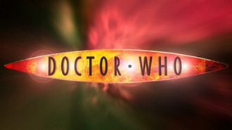 Doctor Who (series 3) - The Doctor Who title card for series 3, slightly modified from that used in the first two series, and used until David Tennant's final episode in 2010.