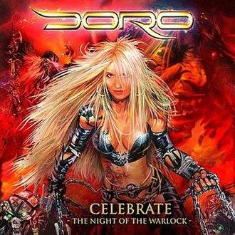 Celebrate – The Night of the Warlock - Image: Doro Celebrate