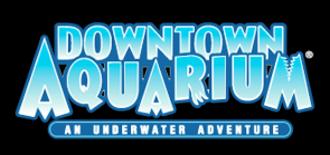 Downtown Aquarium, Houston - Image: Downtown aquarium logo