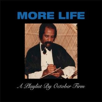More Life - Image: Drake More Life cover