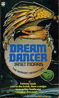 <i>Dream Dancer</i> novel by Janet Morris