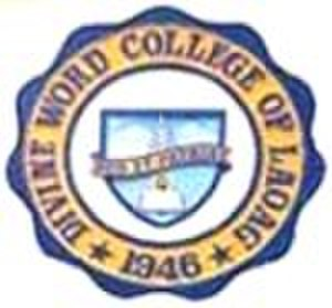 Divine Word College of Laoag - Image: Dwclaoaglogo