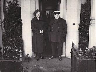 Edward Clodd - Image: Edward Clodd and Phyllis née Rope