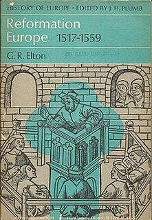 book by Geoffrey Elton