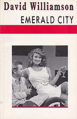 Emerald City (play) - Image: Emerald City Front Cover smallerised