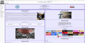 Encyclopedia Dramatica - Image: Encyclopedia Dramatica