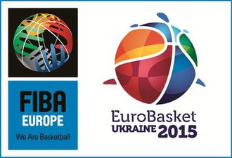 EuroBasket 2015 - Former EuroBasket 2015 logo