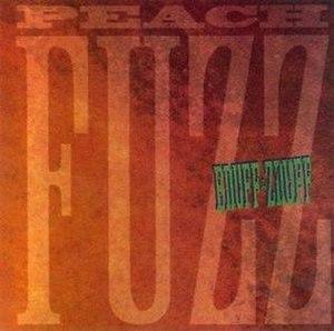 Peach Fuzz (album) - Image: Ezn peach fuzz us