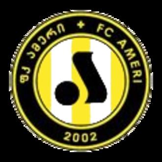 FC Ameri Tbilisi - Image: FC Ameri Tbilisi