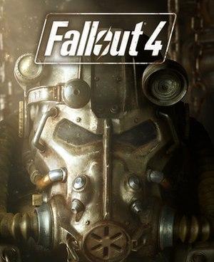 Fallout 4 - Image: Fallout 4 cover art