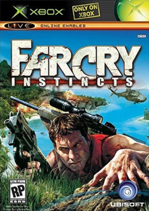 Far Cry Instincts - Image: Far Cry Instincts Coverart