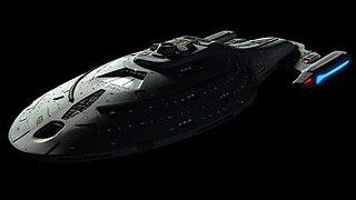 USS <i>Voyager</i> (<i>Star Trek</i>) Fictional spacecraft in Star Trek