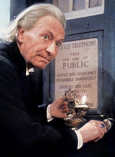 First Doctor fictional character from Doctor Who