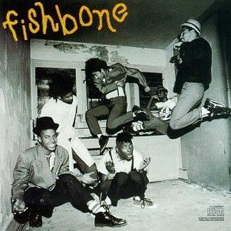 Fishbone (EP) - Image: Fishbone Fishbone EP