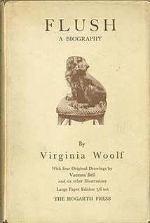 <i>Flush: A Biography</i> Book by Virginia Woolf