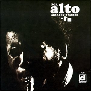 For Alto - Image: For Alto (Anthony Braxton album cover art)