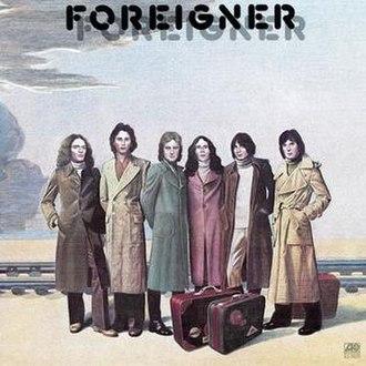 Foreigner (Foreigner album) - Image: Foreigner debut