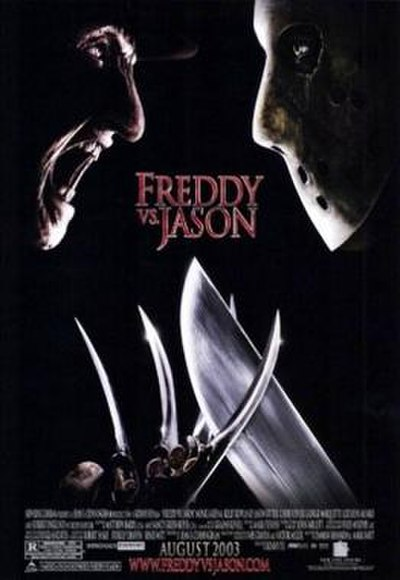 Picture of a movie: Freddy Vs. Jason