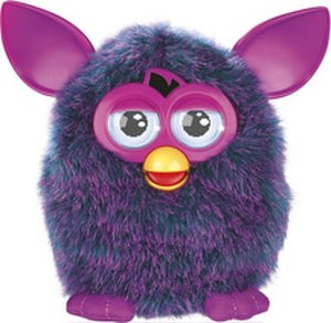 Furby - This is the current Furby.