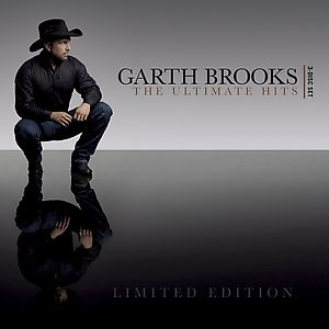 The Ultimate Hits - Image: Garth Brooks Ultimate 1