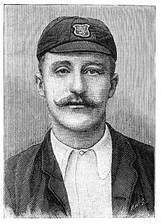 George Nichols (cricketer) English cricketer