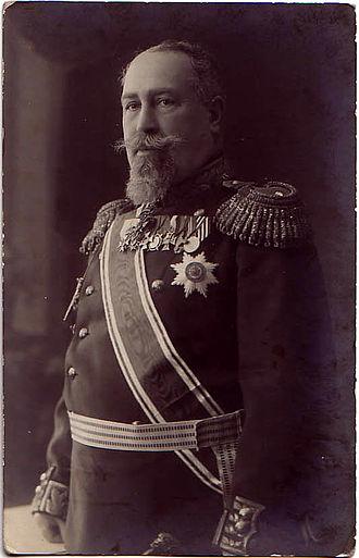 Georgi Todorov (general) - Image: Georgi Stoyanov Todorov (1858 1934)