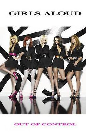 Out of Control (Girls Aloud album) - Image: Girlsaloud out of control special edition