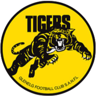 Glenelg Football Club - Image: Glenelg Football Club logo