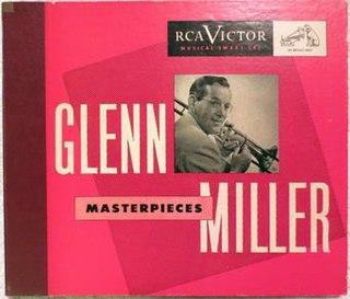 <i>Glenn Miller Masterpieces, Volume II</i> 1947 compilation album by Glenn Miller