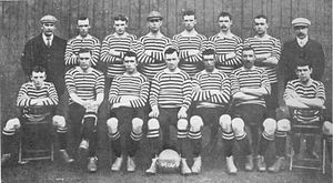 Glossop North End A.F.C. - Glossop team of 1906–07