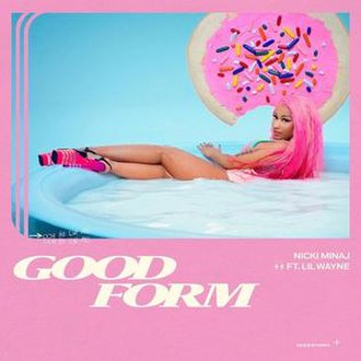 Good Form (song) - Image: Good form