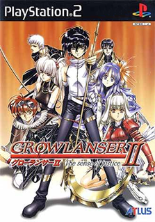 <i>Growlanser II: The Sense of Justice</i> 2001 video game