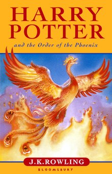 JK Rowling Books List : Harry Potter and the Order of Phoenix