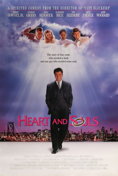 Picture of a movie: Heart And Souls