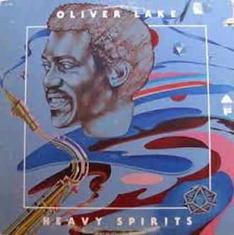 Heavy Spirits - Image: Heavy Spirits cover