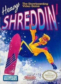 Heavy Shreddin'