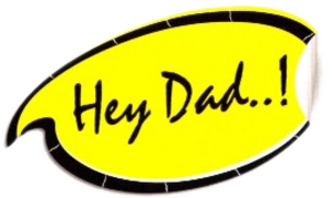 Hey Dad..! - Hey Dad..! logo