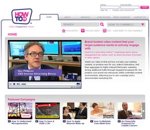 HowTo.tv - Image: How To Tv Screenshot