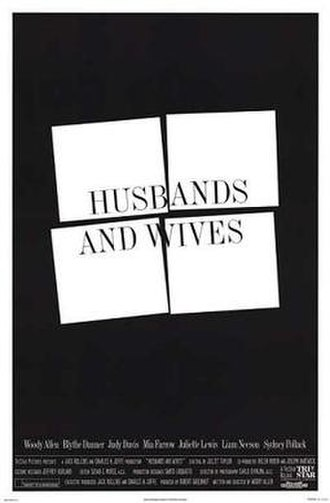 Husbands and Wives - Theatrical film poster