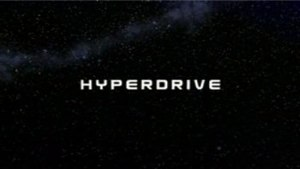 Hyperdrive (TV series) - Image: Hyperdrive title card