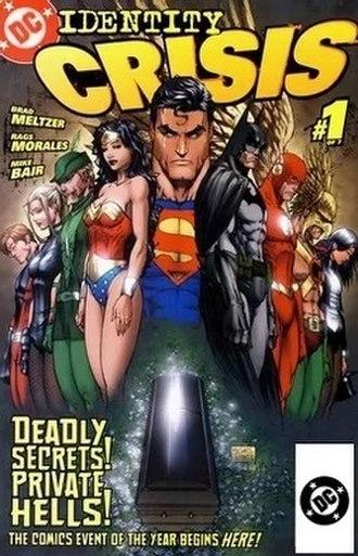 Identity Crisis (DC Comics) - Image: Identity crisis 1