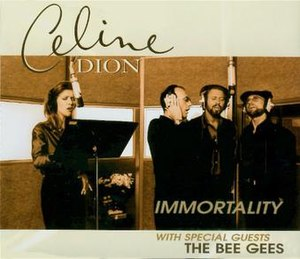 Immortality (Celine Dion song) - Image: Immortality (Celine Dion song)