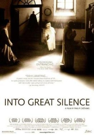 Into Great Silence - Promotional movie poster for the film
