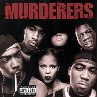 Irv Gotti Presents: The Murderers - Image: Irv Gotti Presents The Murderers