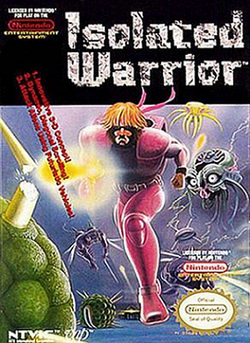 Isolated Warrior Cover.png
