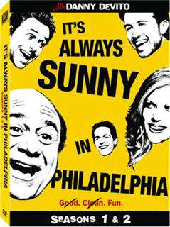 <i>Its Always Sunny in Philadelphia</i> (season 2)