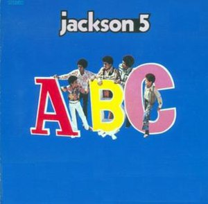 ABC (The Jackson 5 album) - Image: J5 abc