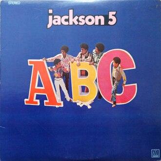 ABC (The Jackson 5 album) - Image: J5 abc
